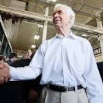 Cochran campaigns on Coast, McDaniel in Delta