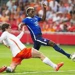 US rallies late to beat Netherlands 4-3 in friendly