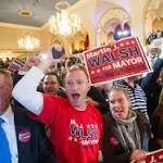 Boston mayoral election analysis: The five keys to how Marty Walsh chipped ...