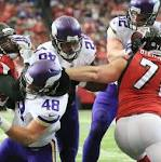 Vikings take control of NFC North with win over Falcons
