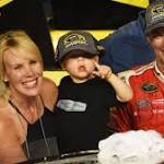 Harvick Finds Happiness Long Before NASCAR Title