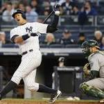 Gregorius' blunder on bases costs Yankees in 5-2 loss to A's