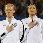 The USWNT's fight for equality will have a lasting impact on women's sports
