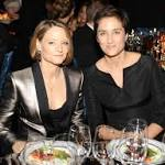 Jodie Foster marries her new girlfriend