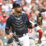 Brewers All-Star Jonathan Lucroy vetoes trade to Indians