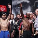 Tensions deepen between promoters of Floyd Mayweather Jr. vs. Marcos ...