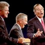 Presidential Debates' Iconic Moments, From Kennedy-Nixon to Obama-Romney