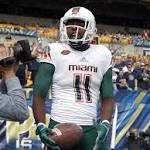 Miami holds off Pittsburgh 29-24 as Larry Scott improves to 4-1