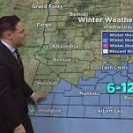 SE Minn. in bull's-eye for big snowfall; metro to get glancing blow
