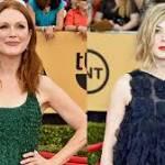News Nuggets: SAG Awards best dressed is Julianne Moore; worst dressed is ...