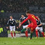 Scotland 1 Wales 2: match report
