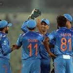 South Africa bat against India in World T20 semi-final
