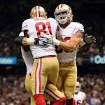 Issues aside, 49ers' win over Saints may be turning point