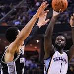 Thunder look to advance; Hornets, Blazers try to even series (Apr 24, 2016)