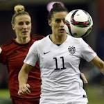 At 32, US soccer player Ali Krieger is more than ready for her Olympic debut