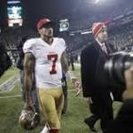 NFL: Kaepernick won't be charged in hotel incident with woman