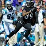 Ravens WR Steve Smith destroys Panthers in Epic Reunion