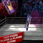 2K Unveils WWE(R) SuperCard for Mobile Devices