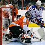 Philadelphia Flyers Vs. New York Islanders