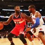 Wizards drop preseason finale to Knicks 103-100