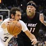 Roundup: Spurs shut down LeBron, Heat