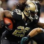 New Orleans Saints aren't close to trading Chris Ivory