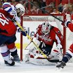 Focused Braden Holtby has Capitals poised to advance
