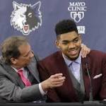 Mark Story: Karl-Anthony Towns' rookie season in NBA has outpaced Anthony Davis' first year