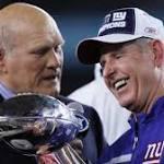 Giants give Coughlin 1-year extension