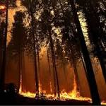 Yosemite wildfire threatens power in San Francisco
