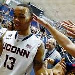 Shabazz Hits Buzzer-Beater, No. 12 UConn Remains Unbeaten