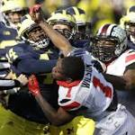 Ohio State beats Michigan by stopping two-point conversion