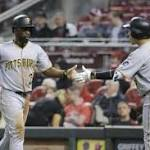 Pirates-Reds Preview