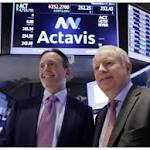 Activis to Replace Most Allergan Executives After Deal