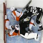 Flyers' Steve Mason returns to practice