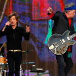 The Rolling Stones rock Hyde Park in nostalgic London gig