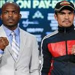 Timothy Bradley remains unbeaten and in control
