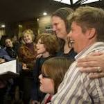 Utah County issues first same-sex marriage licenses