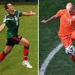 Mexico prepares for Round of 16 hurdle versus Netherlands