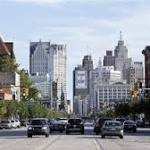 Detroit's bankruptcy eligibility trial enters its 9th day today.- 10:30 am
