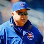 Cubs fire manager Rick Renteria