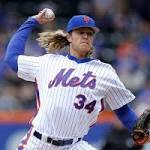 Syndergaard Ks 11, Conforto Homers As Mets Sweep Brewers