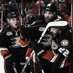 Anaheim Starts Strong, Holds On To Beat Dallas In Game 1