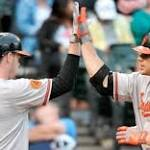 Chris Davis hits 32nd homer as Orioles top White Sox