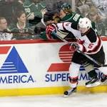 Wild has trouble finding the net in 2-1 loss to New Jersey