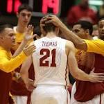 Matt Thomas jump-starts Iowa State's 3-point attack