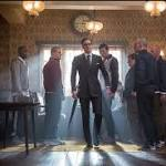 'Kingsman: The Secret Service': Colin Firth is shaken, not stirred, in a James ...