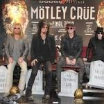 Motley Crue Announce Plans To Retire After Final Farewell Tour