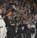 Madison Bumgarner comes up aces as Giants win Game 5