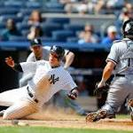 Chicago White Sox (59-70) at New York Yankees (66-61), 1:05 pm (ET)